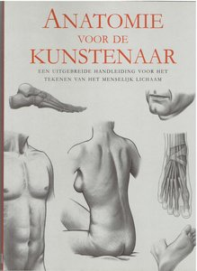 Anatomie voor de kunstenaar Daniel Cartner & Michael Courtney